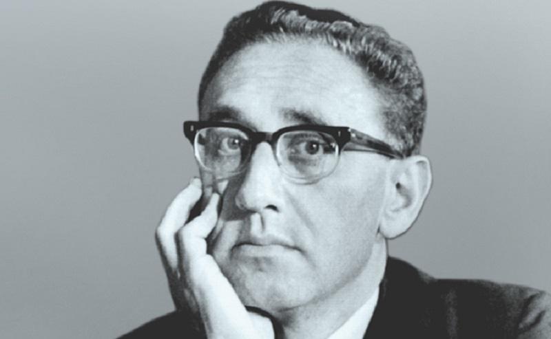KISSINGER 1923. – 1968.: Idealist