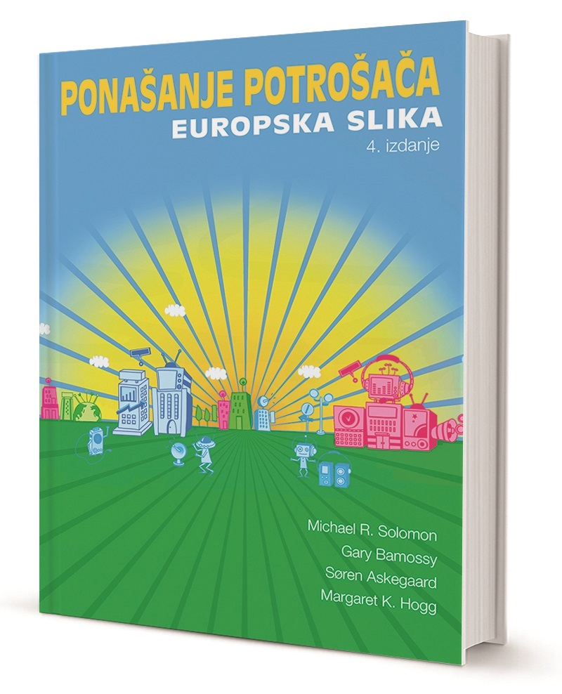 PONAŠANJE POTROŠAČA, Europska slika, 4. izdanje