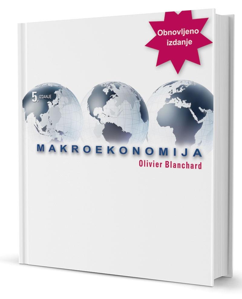 MAKROEKONOMIJA, 5. izdanje