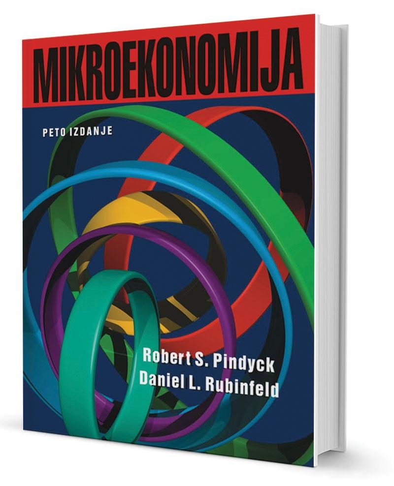 MIKROEKONOMIJA, 5. izdanje
