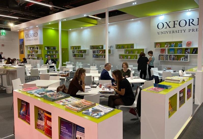 Sajam knjiga Frankfurt 2019